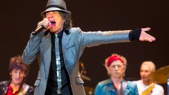 Rolling Stones Announce USA Tour