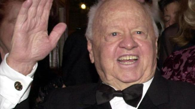 Court Hears Actor Mickey Rooney's Allegations of Elder Abuse