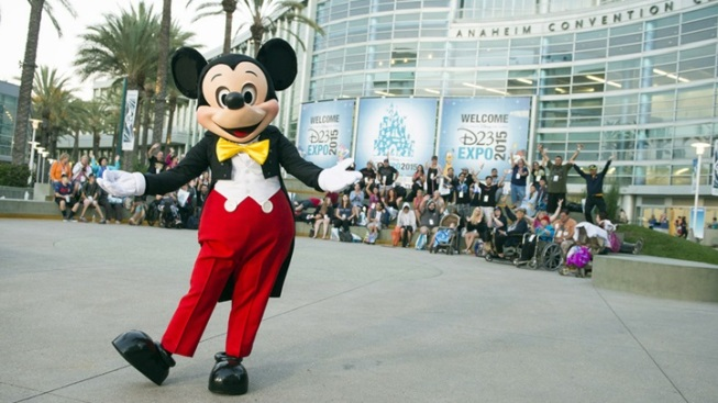Disney Expo 2017: Tickets on Sale