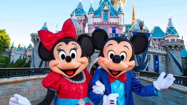 Magic Kingdom Sweepstakes: Disneyland Diamond Days