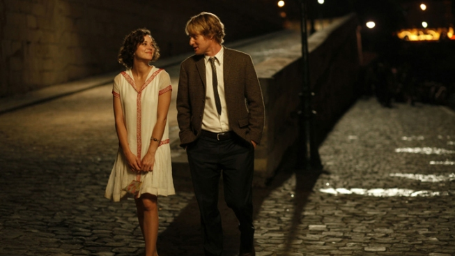 "Woody Allen Back in Writers Guild's Good Graces with ""Midnight in Paris"""