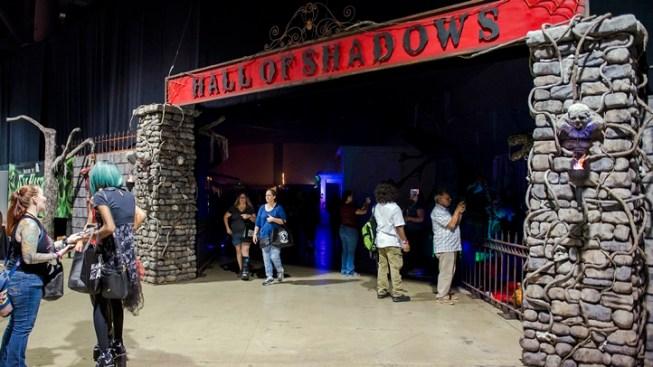 Hall of Shadows to Haunt Midsummer Scream