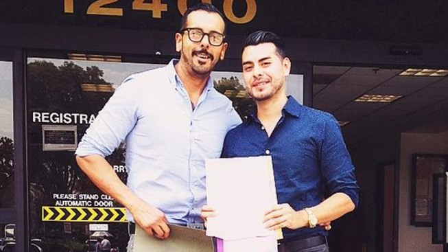 Long Beach Same-Sex Couple Hopes to Take Wedding Viral