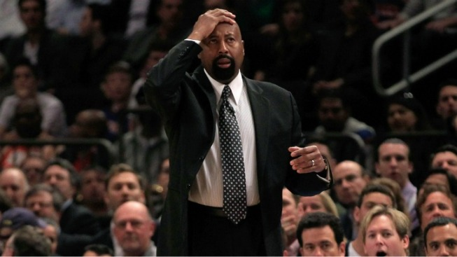 Knicks Fire Head Coach Mike Woodson