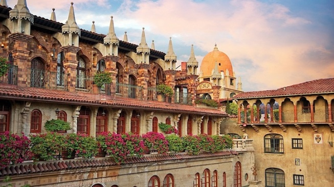 Mission Inn: Heroes' Welcome Package