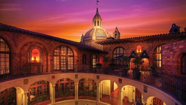 Mission Inn Hotel & Spa Valentine's Getaway