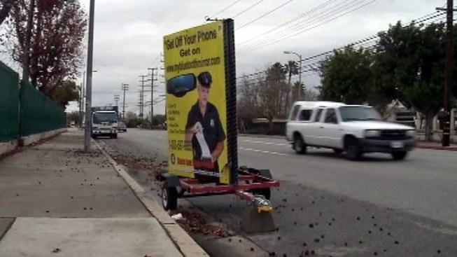 Fix for Mobile Billboards Bill Moves to Senate