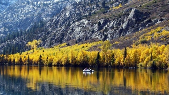 Mono County's Excited for Fall Travel