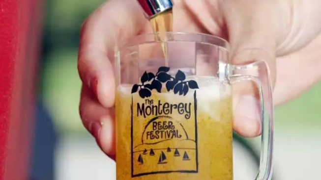 Monterey Beer Festival Foaming After the Fourth