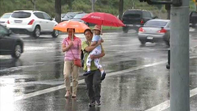 Wet July Brings More Rain, Flash-Flood Watch