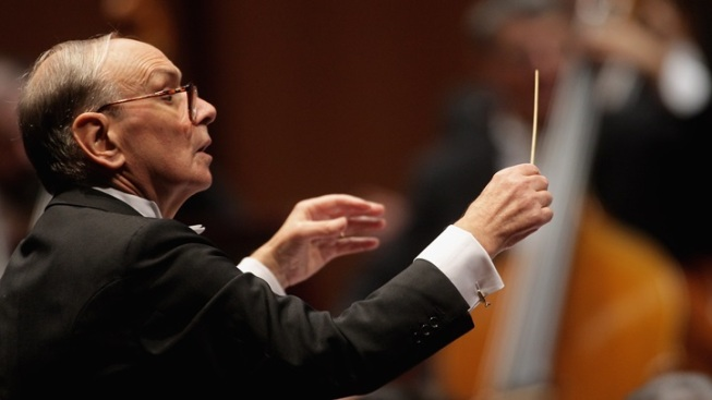 A Legendary First: Morricone's LA Debut Performance