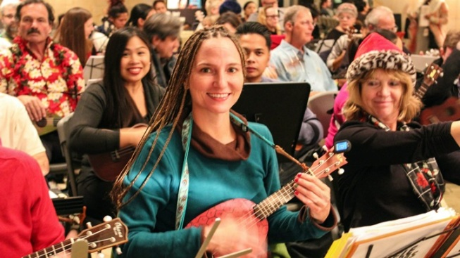 Music Center Magic: Ukulele Christmas