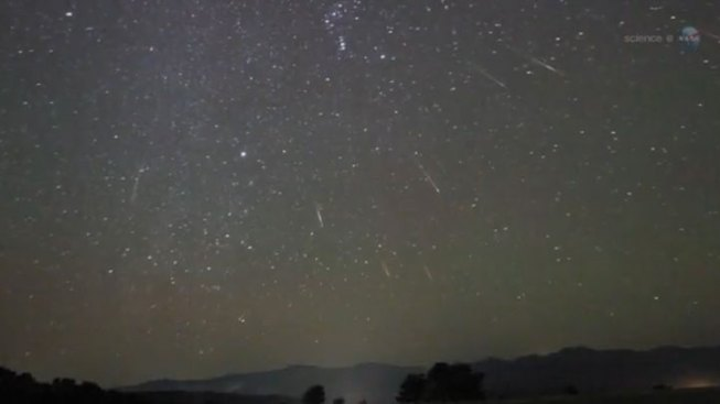 Orionid Meteor Shower to Light Up Weekend Skies