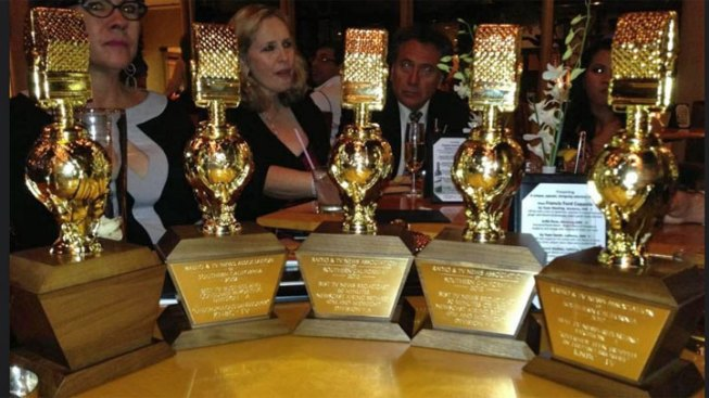 NBC4 Wins Five Golden Mikes