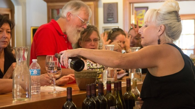 Stroll/Sip/Snack: Nevada City Uncorked