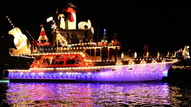 Things to Do This Week: Newport Beach Christmas Boat Parade