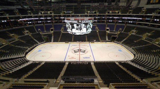 NHL Lockout Ends; Training Camps Set to Open