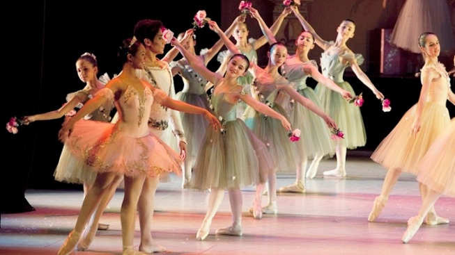 Leaping This Way: Nutcracker Season