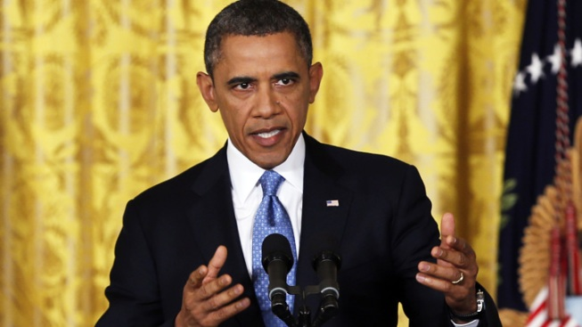 Obama Demands GOP Act to Raise Debt Limit