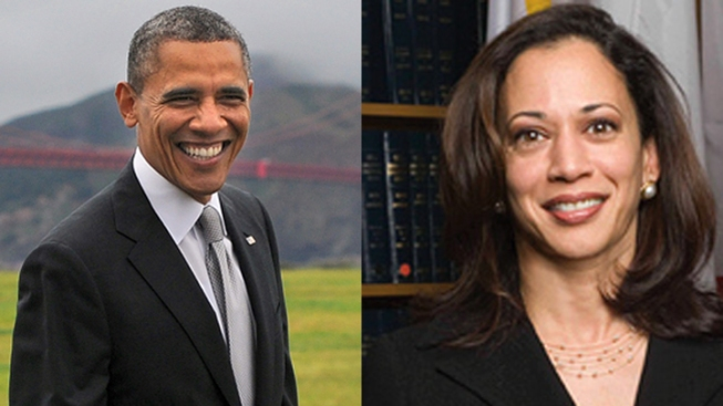 """Obama Apologizes for """"Best-Looking"""" Calif. AG Comment"""