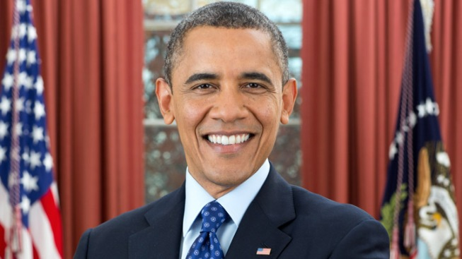 White House Unveils Obama's New Official Portrait