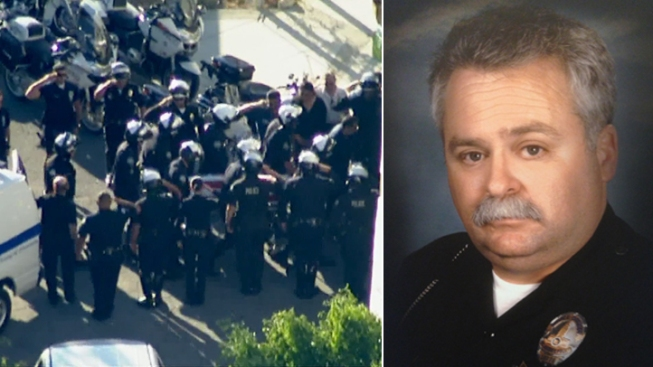 Roads to Close for LAPD Officer Memorial