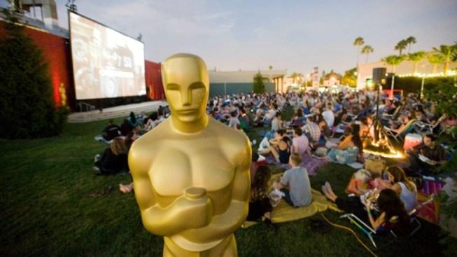 Summertime Cinema: Oscars Outdoors