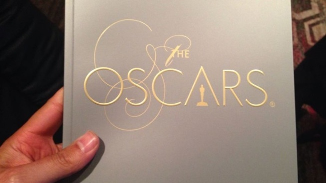 Peek Inside the Oscar Program