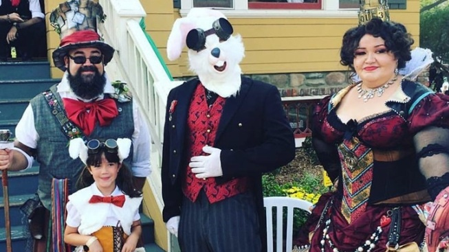 Oxnard Steampunk Fest: Time Travel To-Do