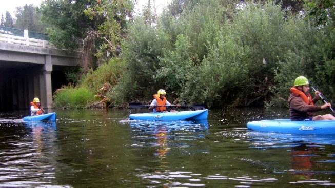Paddle the LA River Returns