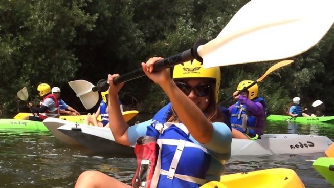 Opening: Paddle the LA River