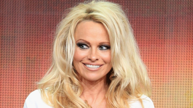 Pamela Anderson Allegedly Duped into Promoting Stock Scam