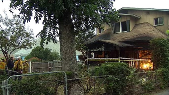 Police: Evidence in Room Led to Arrest in Deadly Pasadena Home Fire