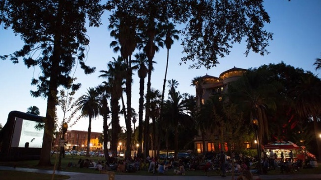 Free: Old Pasadena Summer Cinema Opens