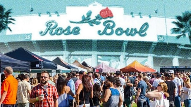 Pasadena Octoberfest: Rose Bowl Bash