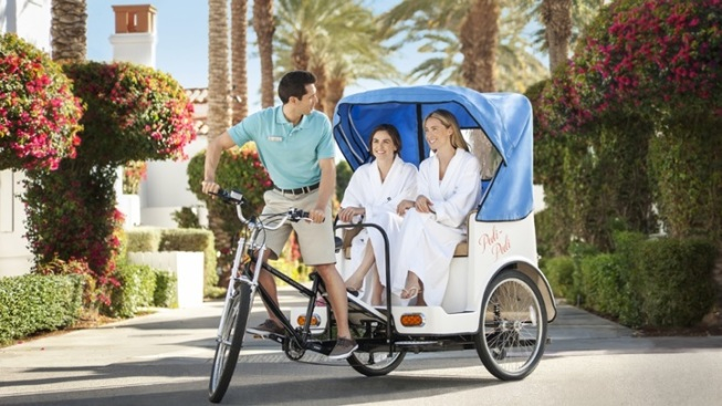 La Quinta Wheels: New Pedicab Deal