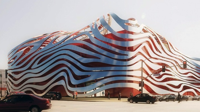 Weekend: Petersen Automotive Museum Re-Opening