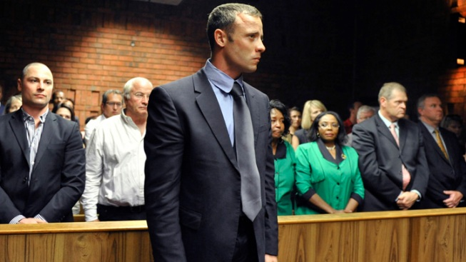 """Deeply in Love"" Pistorius Claims Accident, Prosecutors Say Premeditated Murder"