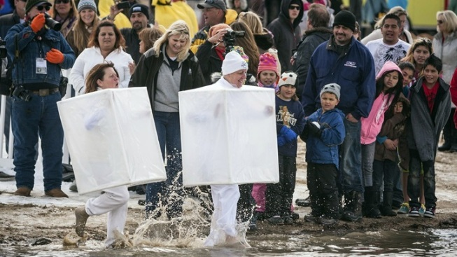 Big Bear: Polar Plunge for Special Olympics