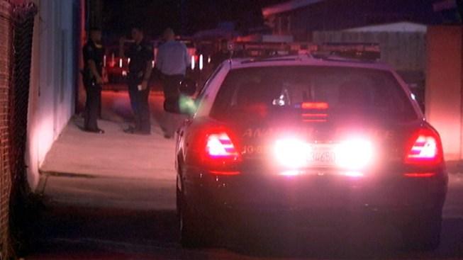 Stabbing Victim's Body Found in Anaheim Alley