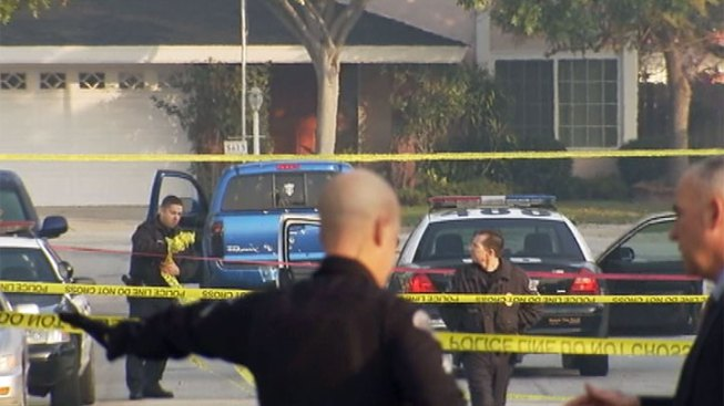 "SoCal On Edge Over LAPD ""Vendetta"" Manhunt"