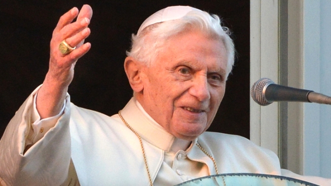 Benedict XVI's Papacy Officially Ends