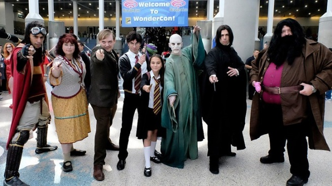 Weekend: WonderCon Anaheim