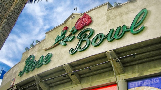 The Rose Bowl, You, Your Sweetheart, a Marriage Proposal