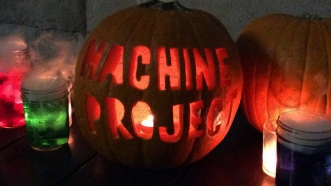 Pumpkin Lab Experiments: Museum Mayhem