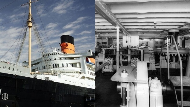 Queen Mary: Long-Hidden Room Rediscovered