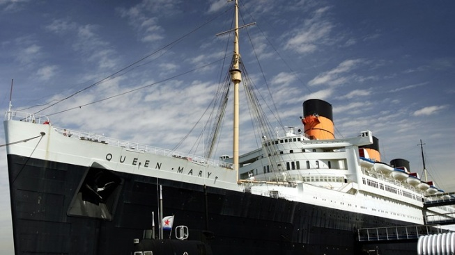 Valentine's at the Queen Mary