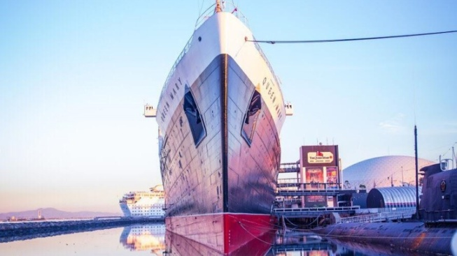 Take a St. Patrick's Eve 'Pub Stroll' on the Queen Mary