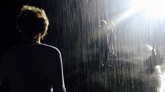 The Rain Room: Galoshes Not Required