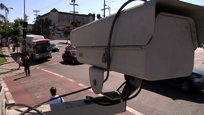 Exit Ahead for Red-Light Cameras